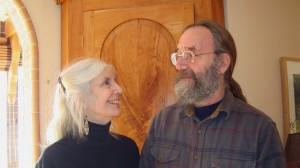 Barbara Vanderbilt and Richard Curewitz