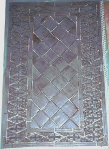 Rug Border Panel