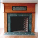 Fan Frieze Fireplace